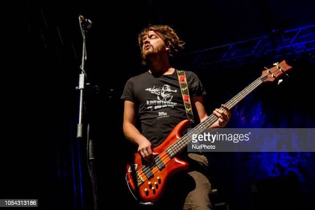 Lo Stato Sociale performs live at Carroponte in Milano Italy on September 02 2018