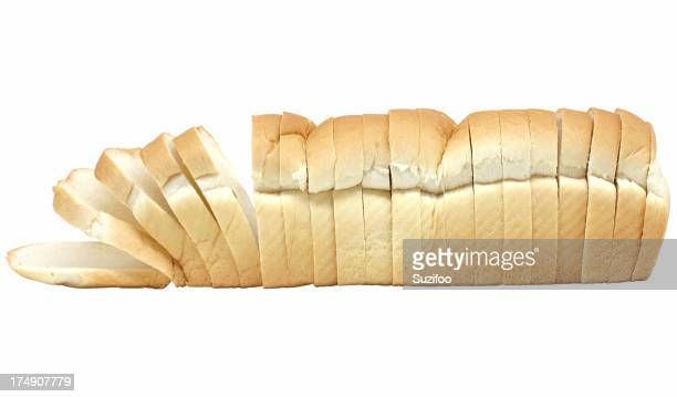 loaf of white bread