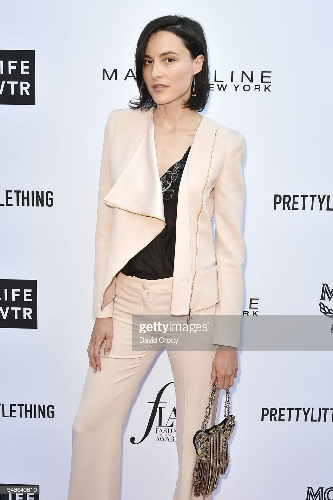 Loan Chabanol attends The Daily Front Row's 4th Annual Fashion Los Angeles Awards - Arrivals at The Beverly Hills Hotel on April 8, 2018 in Beverly Hills, California.