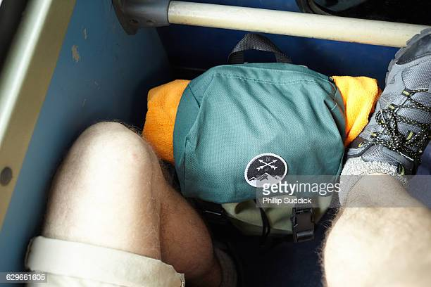 loan male traveller walking & exploring nature - low section stock pictures, royalty-free photos & images