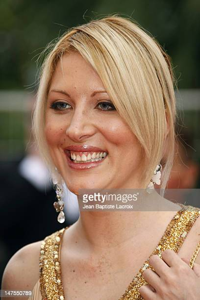 Loana attends the 'Vengeance' premiere at the Grand Theatre Lumiere during the 62nd Annual Cannes Film Festival on May 17 2009 in Cannes France