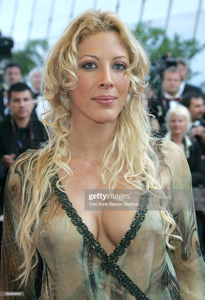 """Loana during 2005 Cannes Film Festival - """"The Three ..."""