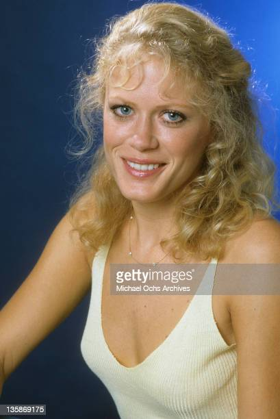 Loanne Bishop publicity portrait from the television series 'General Hospital' circa 1982