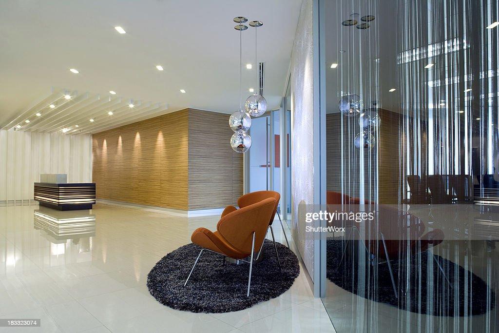 Lobby Reception & Waiting Area : Stock Photo