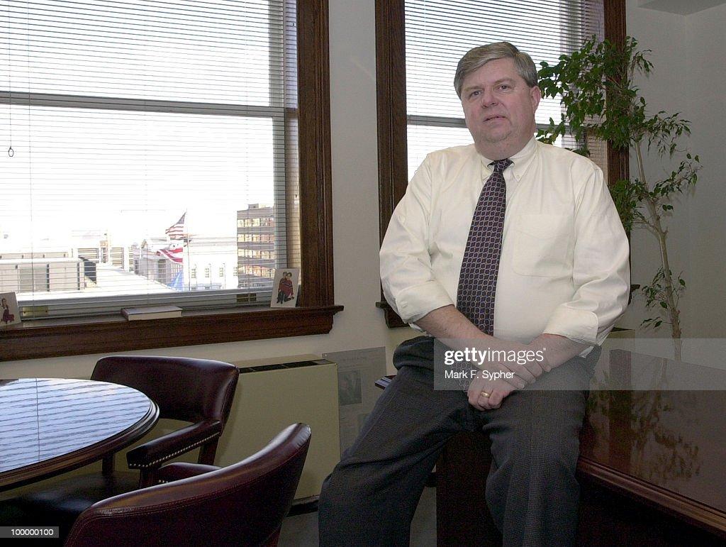 Lobbyist Dan Mattoon