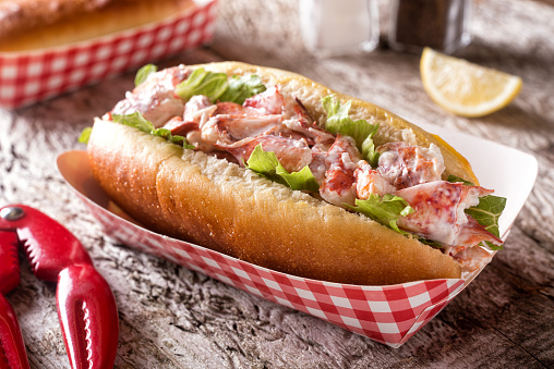 Lobster Roll 1019548432