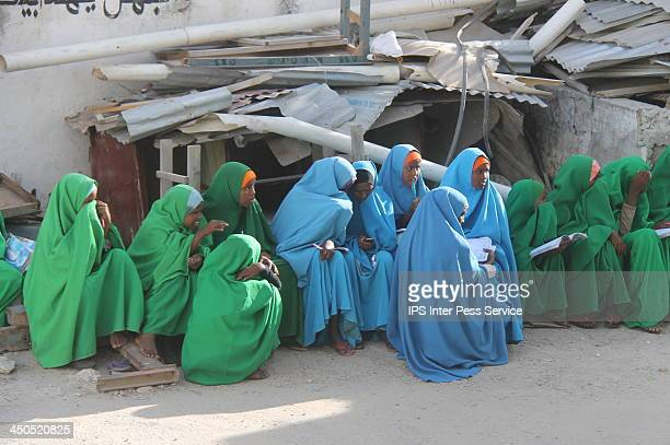 Local activists say they want to see the eradication of FGM in Somalia but note that a cultural shift to practice a less severe form could be seen as...