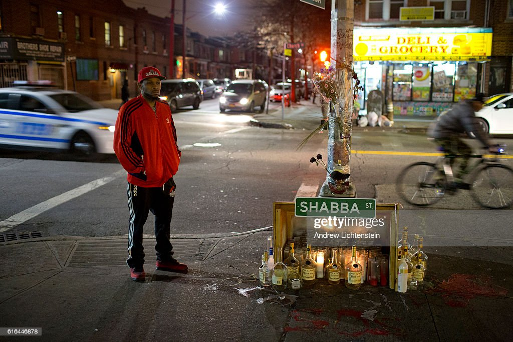 Gun violence in New York City : News Photo
