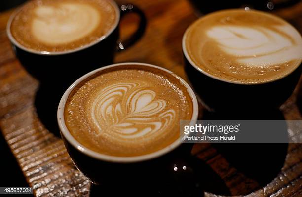 Local baristas compete latte art throwdown at Coffee By Design to see who can make the best latte art