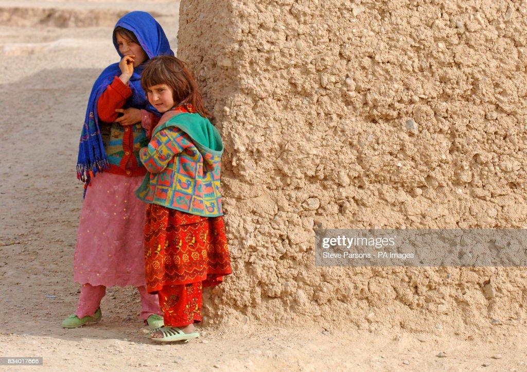 Girls Lashkar Gah