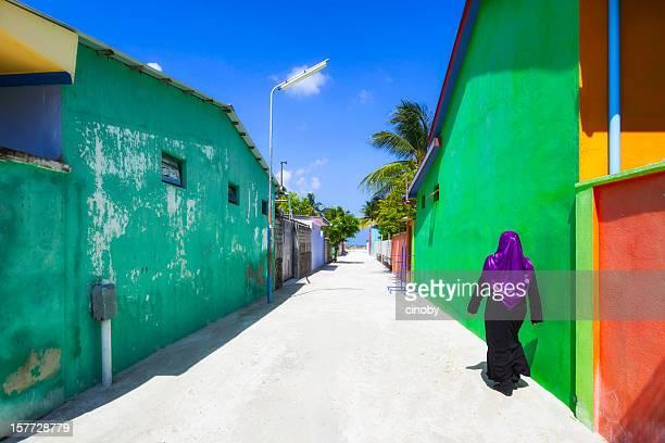 Local Island on Maldives