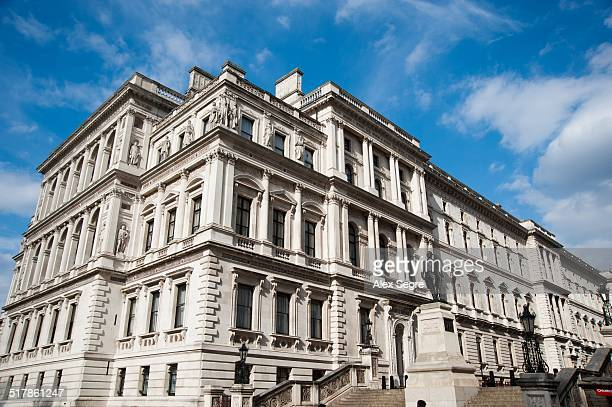 local landmarks - whitehall london stock photos and pictures