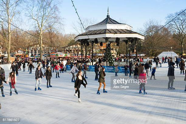 local landmarks - hyde park london stock pictures, royalty-free photos & images