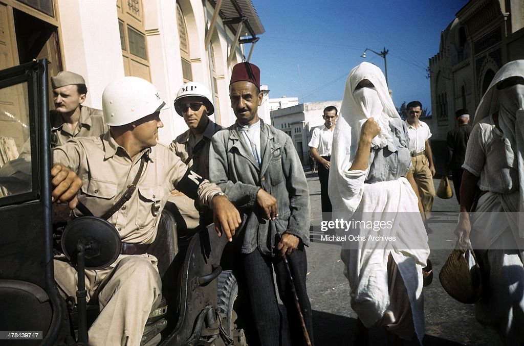 THE CASBAH OF ALGIERS : News Photo