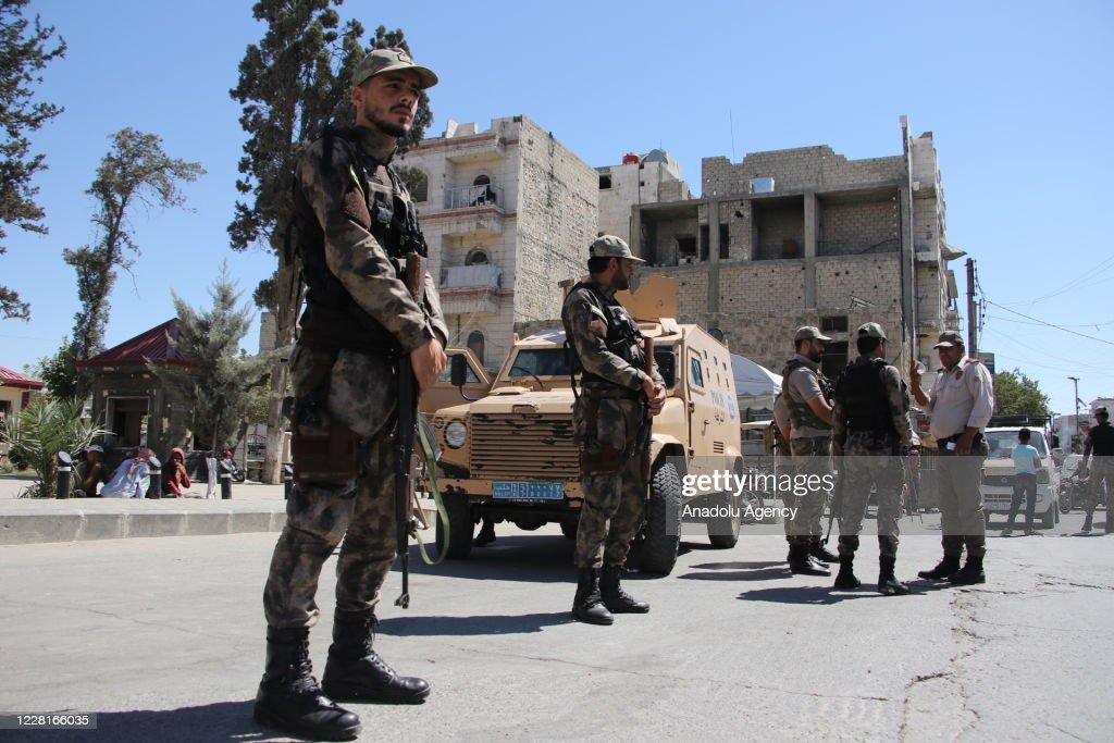 Euphrates Shield's 4th anniversary : ニュース写真
