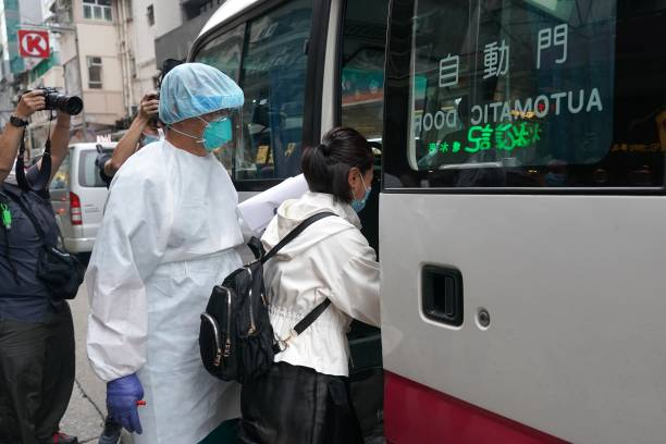 CHN: Preventive Measures Against COVID-19 In Hong Kong
