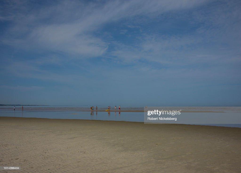 Cape Cod S Skaket Beach News Photo