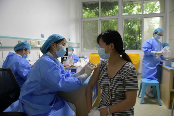 CHN: COVID-19 Vaccination In Hefei