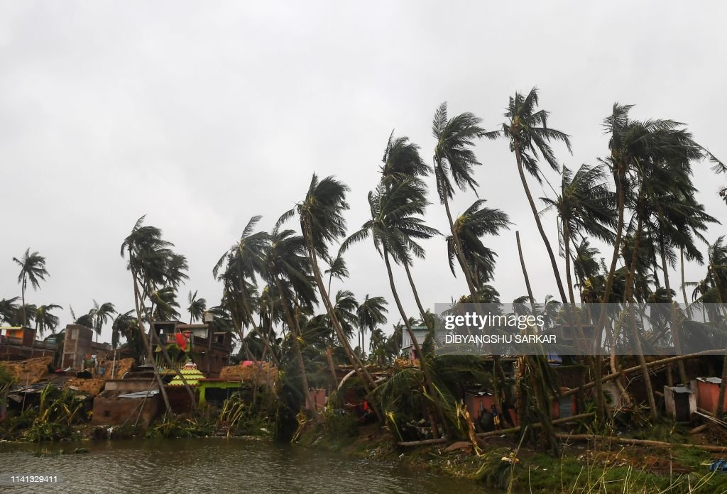 INDIA-WEATHER-FANI-CYCLONE : News Photo