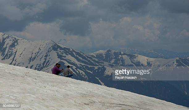 CONTENT] Local sits on snow capped hills at Sinthan Top The 37 km uphill drive from Daksum offers an adventurous journey Sinthan Top is an...