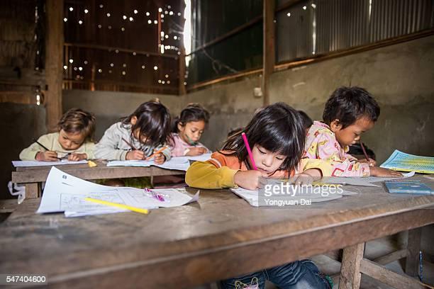Local Students in Cambodia