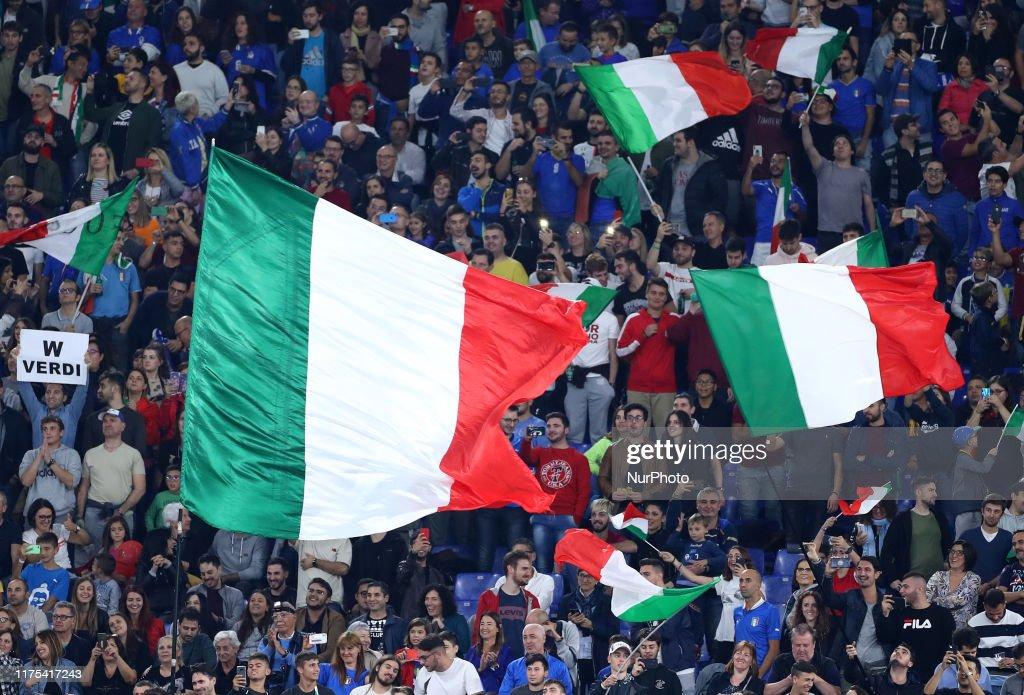Italy v Greece  - UEFA European Qualifiers Euro 2020 : ニュース写真