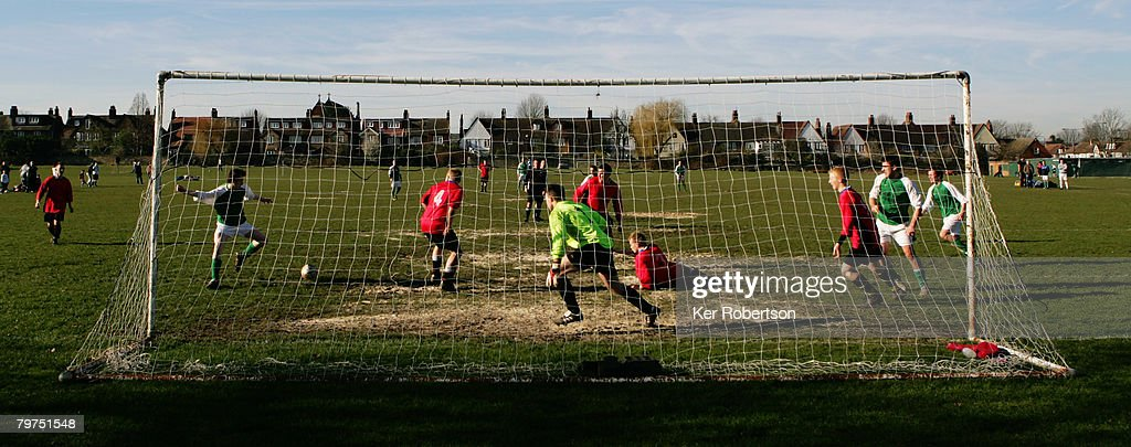 Local Sport In London : News Photo