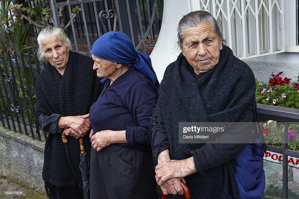 The Vattienti of Calabria : News Photo