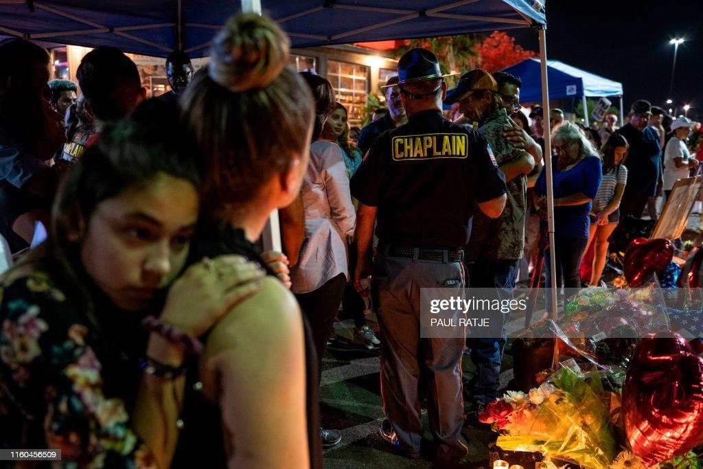US-SHOOTING-CRIME-TOLL : News Photo