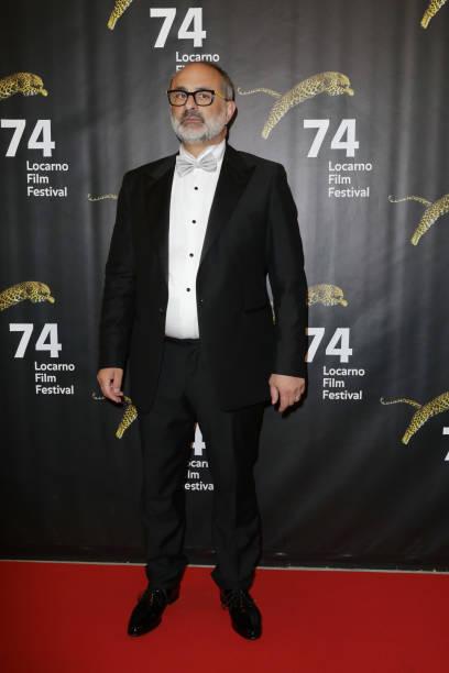 CHE: Locarno Film Festival 2021 - Day 1 - Red Carpet