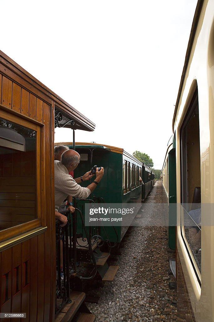 Trains : Photo d'actualité