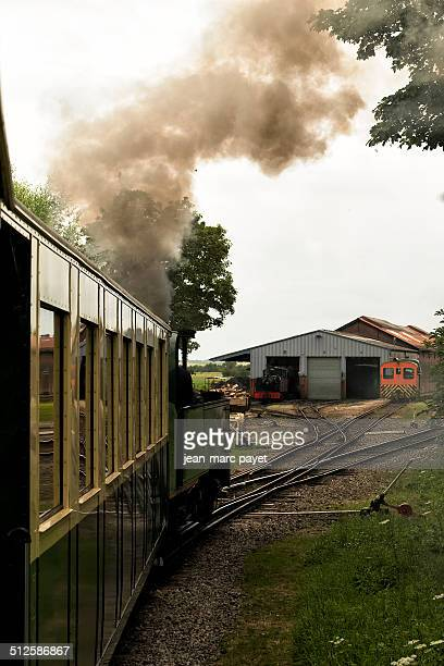 Located in northern France on the Picardy coast the network of sea bathing recognized sincère 1887 makes traveling by steam train around one of the...