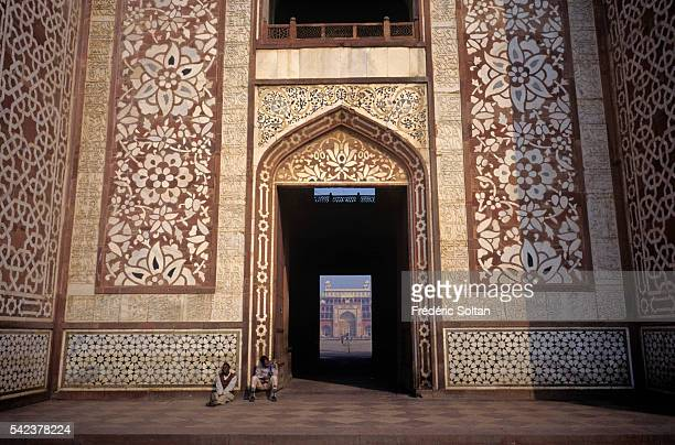 Located in the suburb of Agra the tomb was built between 1600 and 1613 by Mughal Emperor Akbar the Great