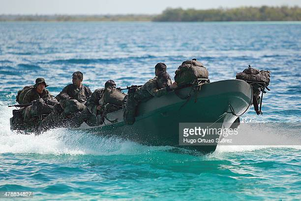 Located just 55 kilometers from the city of Chetumal is the Xtomoc Sub/Center Jungle Operations Training and Amphibious it started operations in 1999...