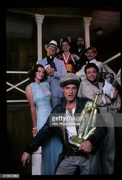 July 19 1982 CLOCKWISE STEPHEN COLLINSCAITLIN O