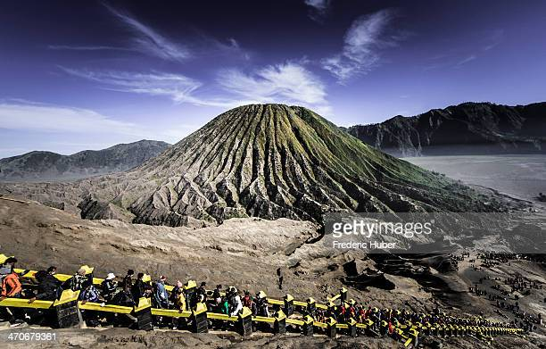 Mount Batok South to Surabaya East Java Indonesia Canon EOS 7D   Sigma AF 816mm f/4556 DC 1/800Sek  f56   8mm  ISO 200