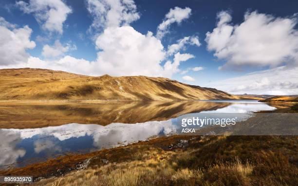 Loch Achtriochtan, Glencoe,Scotland,UK