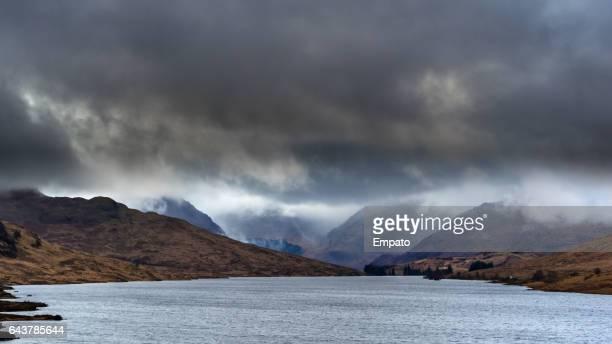 Loch Arklet, The Trossachs, Scotland.
