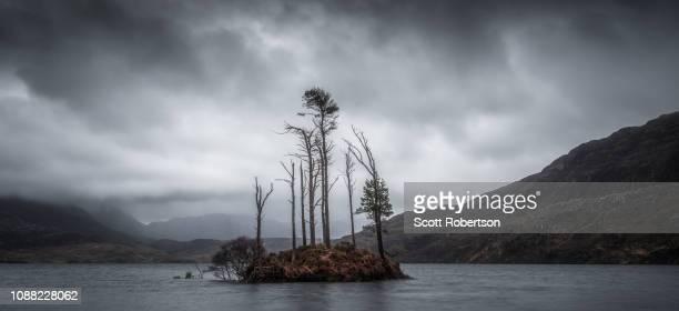 Loch Assynt, North West Scotland.