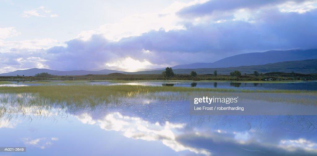 Loch Ba', Rannoch Moor, Highlands, Scotland, UK : Stockfoto