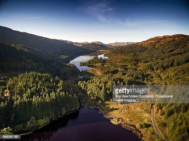 Loch Chon, Autumn in the Trossachs