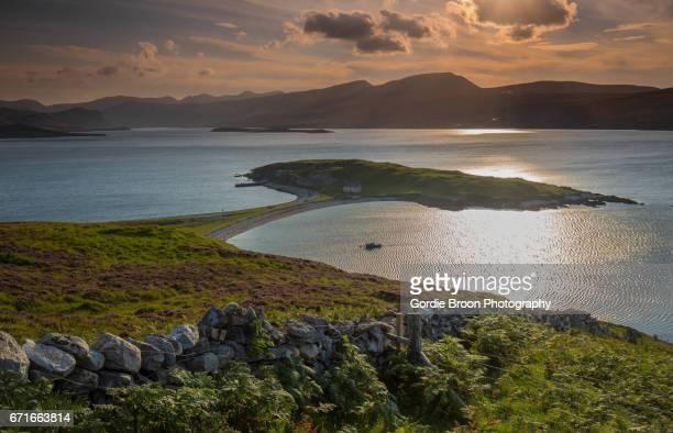 Loch Eriboll view.