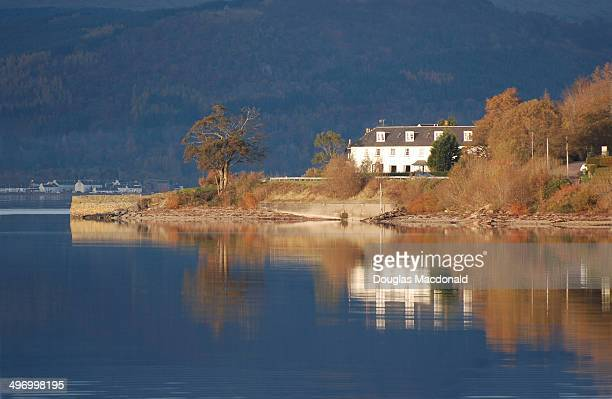 Loch Fyne in Argyll, Scotland
