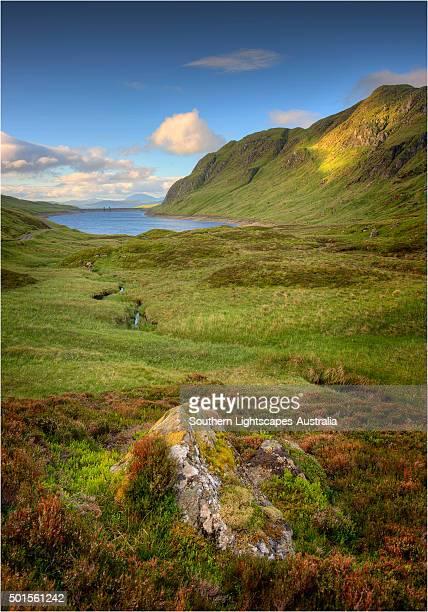 Loch Kinardochy, Western highlands of Scotland.