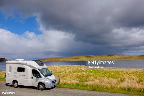 Loch Leathan, Isle of Skye, Scotland