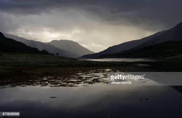 Loch Leven West Highland Way Schottland Scotland Grossbritannien Great Britain