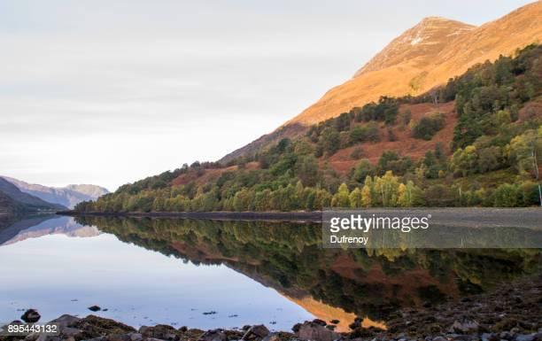 loch leven,Scotland
