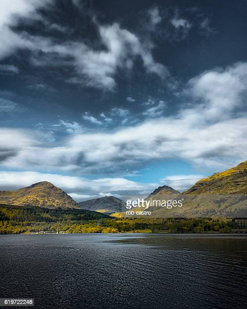 loch lomond - rob castro stock pictures, royalty-free photos & images