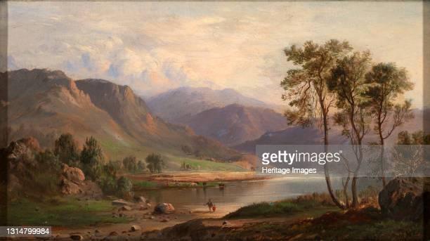 Loch Long, 1867. Artist Robert Seldon Duncanson.