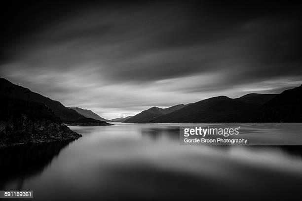 Loch Mullardoch Mono